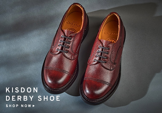 Kisdon Derby Shoe | Shop Now