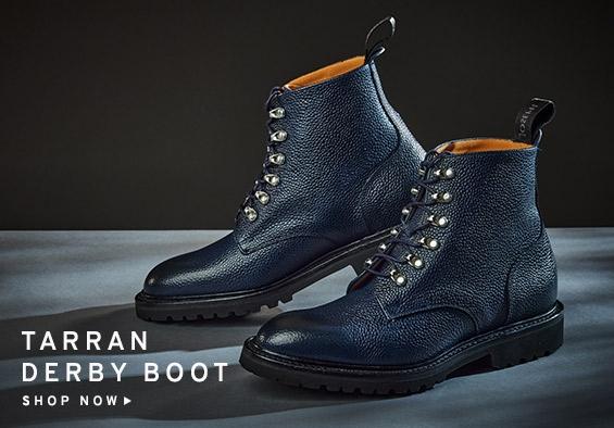 Tarran Derby Boot | Shop Now