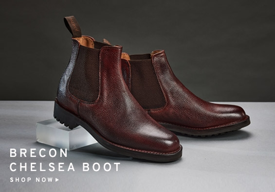 Brecon Chelsea Boot