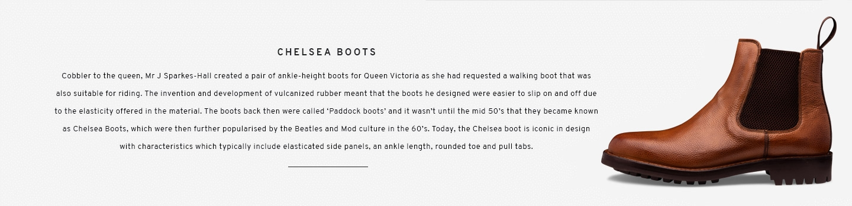 Brecon in Almond | Chelsea Boot