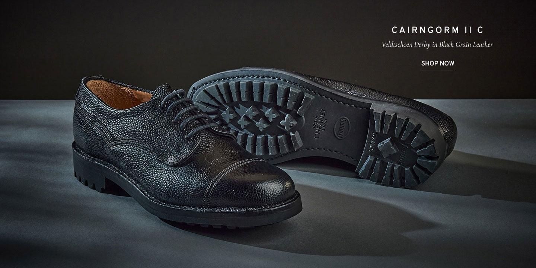 Cairngorm II C Veldtschoen Derby Shoe | Shop Now