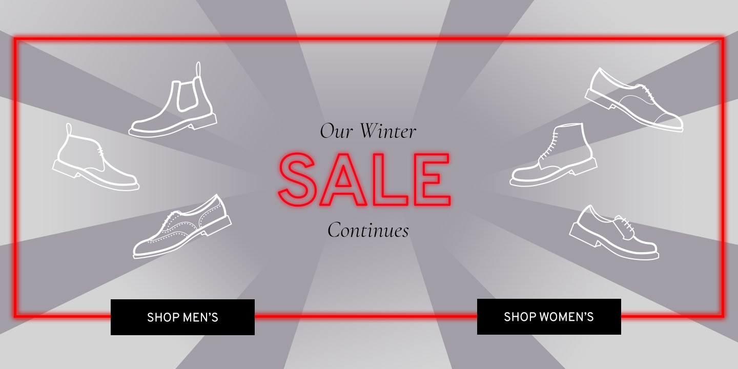 Our Winter Sale Continues