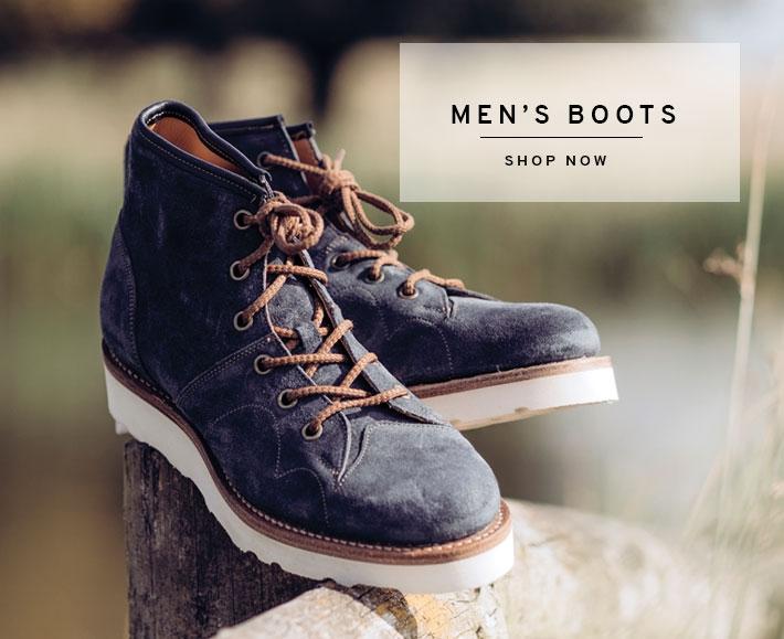 Mens Boots   Shop Now