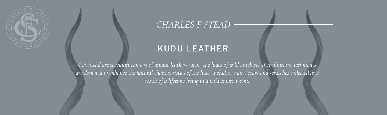Kudu Leather